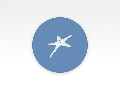 Identity Avatar logo icon avatar graphic star identity signature drawing illustration hidpi @2x