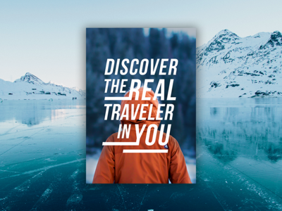 Discover The Real Traveler