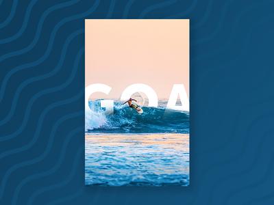 Travel poster 2 | Goa