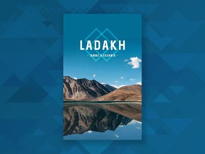 Travel poster 4 | Ladakh