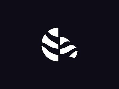 Aquagga   logo & visual identity design waves branding brand identity minimal modern logo design modern logo minimal logo startup logo aqua zebra water water treatment ecology environmental technology logo tech logo startup branding electric blue logo mark