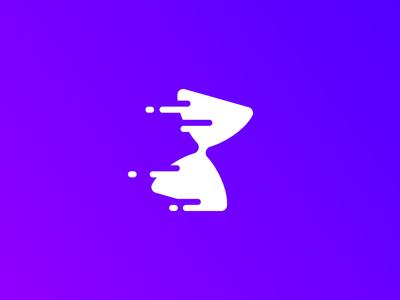Six By Ten hourglass logo