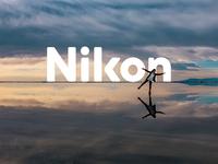 Nikon | Logo redesign concept | Pt. 2