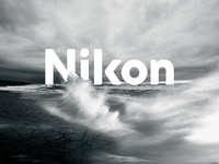 Nikon | Logo redesign concept | Pt. 3