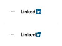 Linkedin | Logo redesign concept | Pt. 1