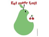 Poster ~ Eat more fruit