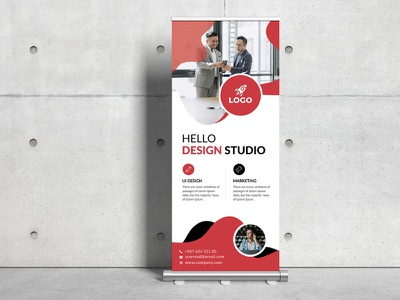 Corporate Roll Up Banner posters new psd adobe adsense ads poster corporate flyer minimal clean rollup banner rollup template rollup design agency rollup business rollup corporate rollup roll rollup