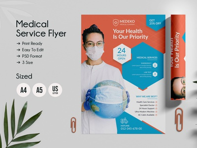 Health & Medical Doctors Flyers medicalflyer surgery nurse template medical flyer medical hospital flyer hospital health care health flyer doctor flyer doctor dental creative corporate clean business advertisement d