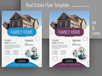 Real Estate Flyer print ready creative corporate business real estate agent agent home for sale house sale home sale flyer idea flyer design flyer template flyer postcard real estate real estate poster banner real estate design real esate real estate flyer