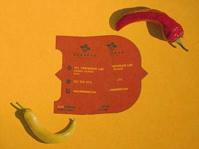 DURANGO - Mexican Restaurant Branding hot warm fastfood food mexican restaurant graphicdesign brand identity logo typography branding design
