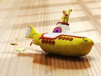 Yellow Submarine - Rock for kids