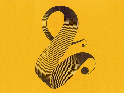 Ampersand - the 27th letter