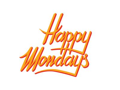 Happy Mondays Logo