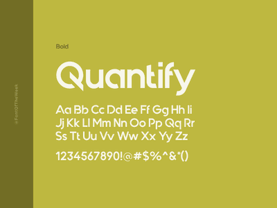 Quantify interface user experience user interface ux ui app design web design graphic design design inspiration design type inspiration free typeface free fonts google fonts typography typeface font font inspiration font of the week fotw