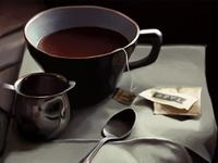 Tea Digital Painting