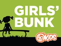 Girls Bunk Camp Sign