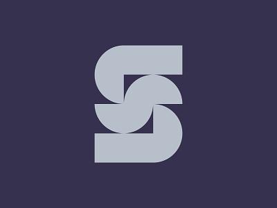 S lettermark logogrid grids logomark mark symbol s logo letter s s geometric design geometrical geometric lettermark monogram letter mark monogram design monograms monogram logo monogram logo design logo