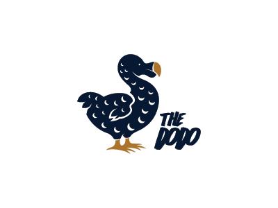 The Dodo bird dodo mark logo