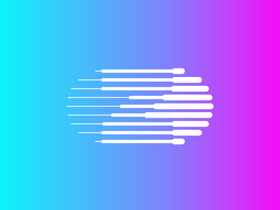 Z Monogram monogram mistershot illusion modernist modernism mark symbol fat lines neon colors neon modern lines z logo z logo