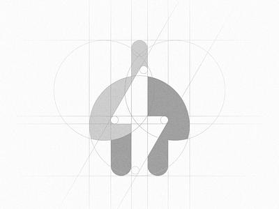 Grid construction symbol design mark logo geometric electric electricity electrical symbol grid construction grid logo grid design grid negative space logo negative space leaves leaf lightning lightning bolt plug