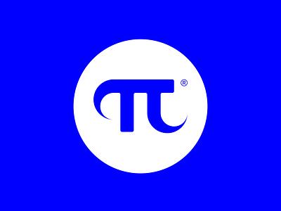 Pi symbol branding grid construction grid design grid logo gridding gridsystem grids mistershot mathematics icon symbol 3.14 π pi monogram logo