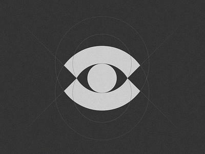 Eye 04 logo design design branding gridsystem grids grid construction grid design grid logo eye logo eye mistershot symbol mark logo