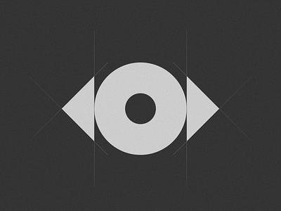 Eye 05 illustration grid logo logogrid grid modernism eyes eye mistershot symbol mark logo