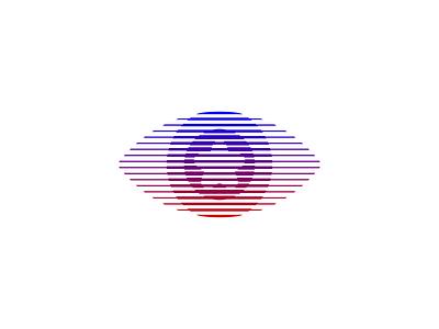 Eye Star mark mistershot eyeball eyesight icon symbol logo logomark modernism lines illusion star eye