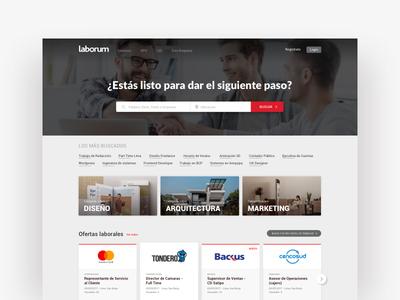 Laborum - Portal Job designer webdesign peru lima job offers web laborum portal job