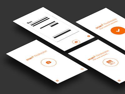 Scan 2 Reeleezee finance app
