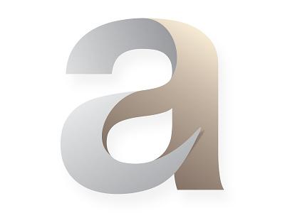 A branding logo