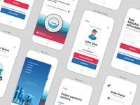 CallDobi - mobile app mockup