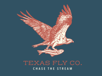 River Hawk apparel outdoors rivers adventure fishing fish fly texas hawk river