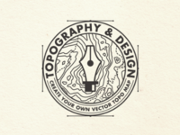 Topography & Design: Create Your Own Vector Topo Map