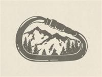 Carabiner Mountains