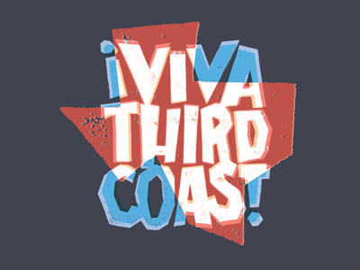 Harvey: ¡Viva Third Coast! texas blockprint texmex viva hurricane harvey