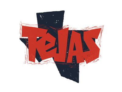 Tejas: Harvey Relief viva shirt screenprint texture relief harvey texmex texas tejas