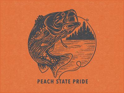 Peach State Pride: Bass