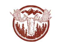 Moose Badge