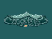 Carabiner Mountain Lock