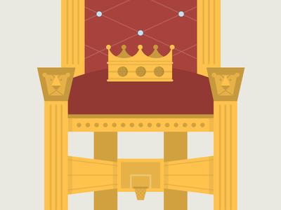 Lebron's Throne