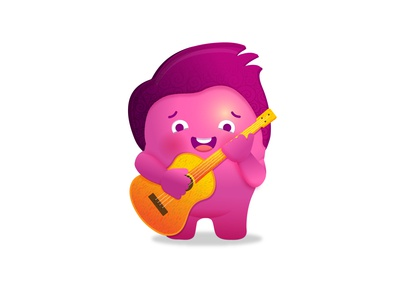 The cute loving singer !