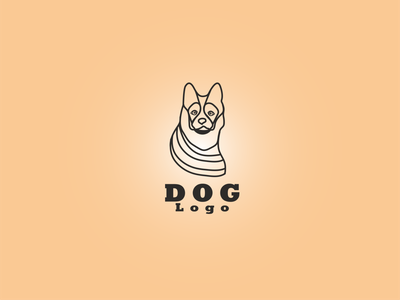 DOG LOGO dog minimalist logo dog training cat logo dog art minimal typography corporate identity modern logo design graphic design dog illustration dog logo designer logo design dog icon animals logo doggy dogs dog logo