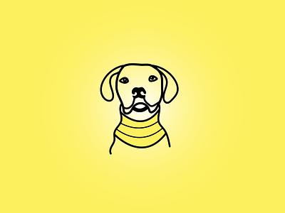 Dog Logo Design for your shop minimalist logo minimal corporate identity illustration typography cat publication dog food dog art dog dog walking dog illustration dog video puppy dog logo designer dog care dogs logo