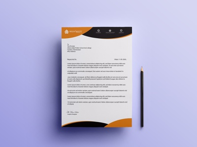 A cool letter head design for your project letterhead mockup letterhead logo letterhead template letterhead design letterheads letterhead letters lettermark letter lettering illustrator vector graphics photoshop graphic design brand identity design branding