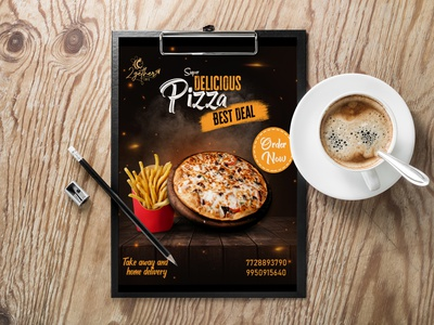 Restaurant Poster Design poster a day restaurant poster restaurant logo a4 flyer logo designer designs poster art posters photoshop design poster design poster cool design graphics photoshop graphic design design