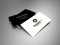 Customfitt Business Cards