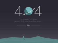Balderdash 404 Page