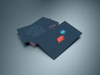 Bear Business Cards