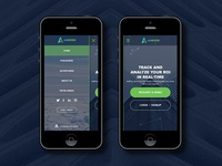 Mobile UI :: AdRizer